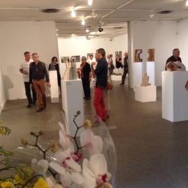 Vernissage - Human Nature - Espace Van Gogh - 2016 - Vianney Pinon & Ursula Hanes